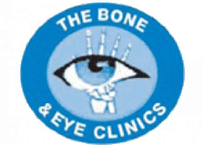 The Bone and Eye Clinic logo