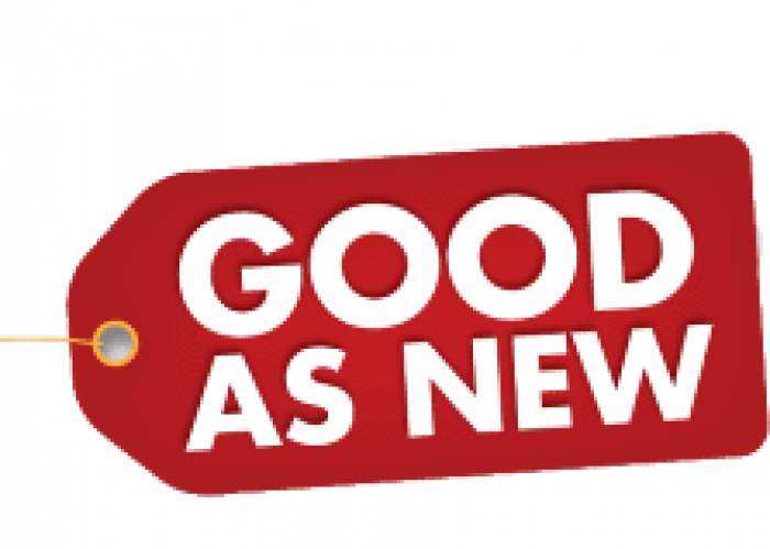 Good As New logo