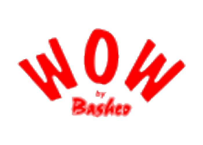 Wow By Bashco logo