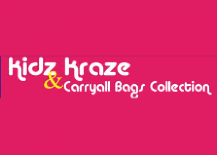 Kidz Kraze & Carryall Bags Collection logo