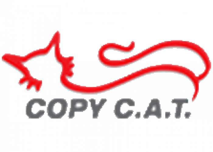 Copy Cat Copy Centre logo