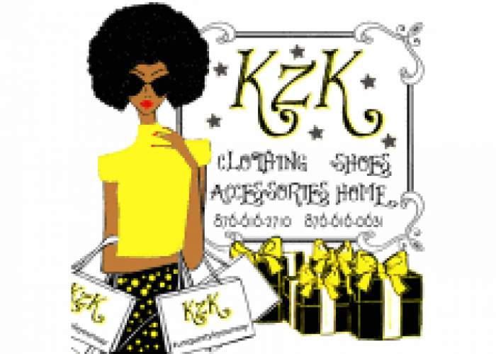 KZK Clothing Shoes Accessories Home logo