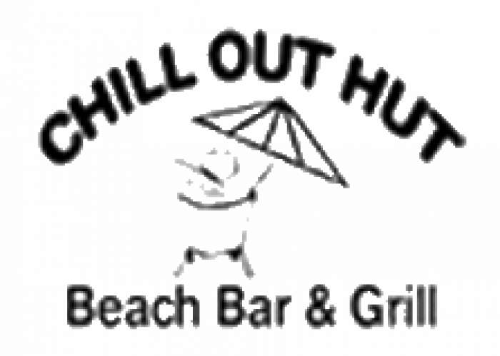 Chill Out Hut Restaurant Beach Bar & Grill logo