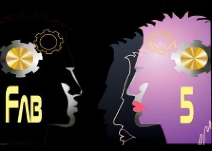 Fab 5 Inc logo