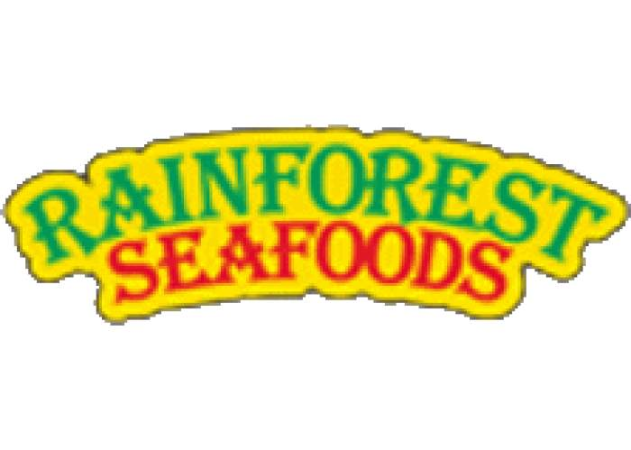 Rainforest Seafoods logo