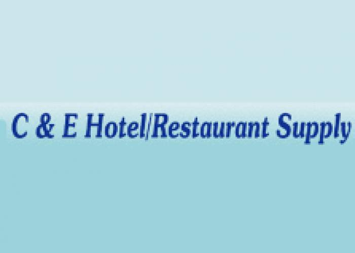 C & E Hotel & Restaurant Supply Company Ltd logo