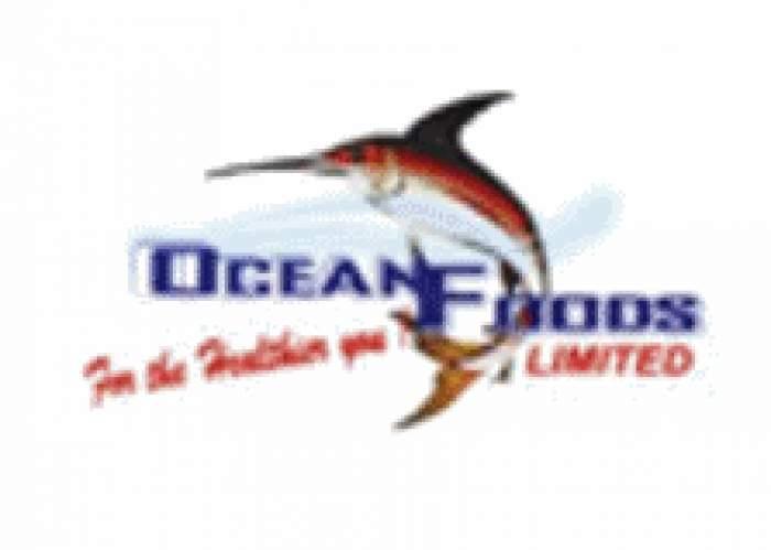 Oceans Food logo