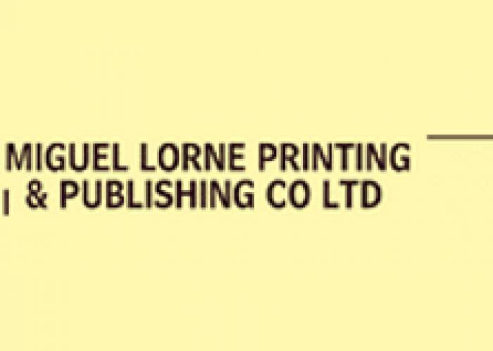 Miguel Lorne Printing & Publishing Co Ltd logo