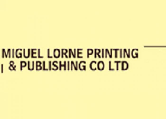 Miguel Lorne Printing & Publishing Co Ltd logo