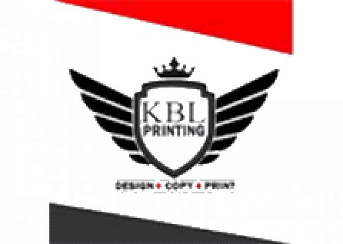 KBL Printing logo