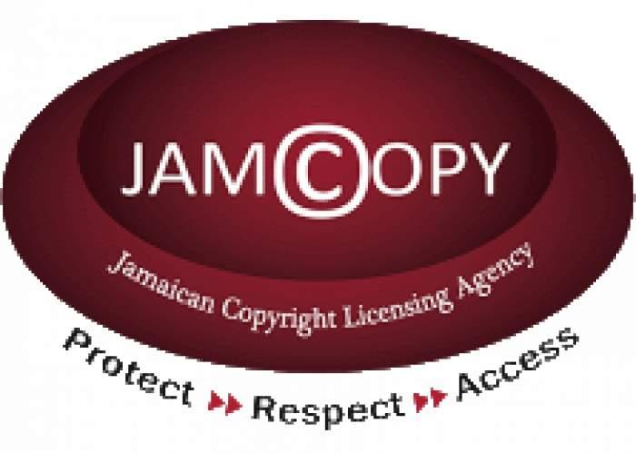 Jamaican Copyright Licensing Agency logo