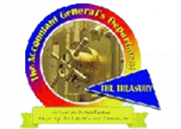 Accountant General's Department logo