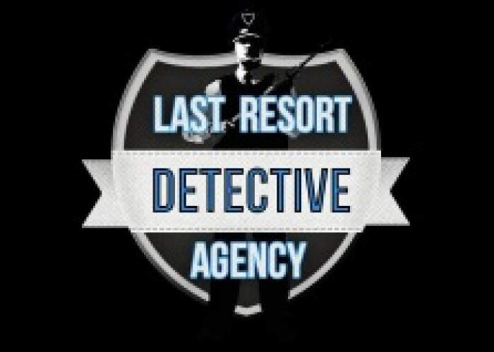 Last Resort Detective Agency Ltd logo