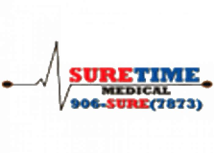 Suretime Emergency Medical Services logo