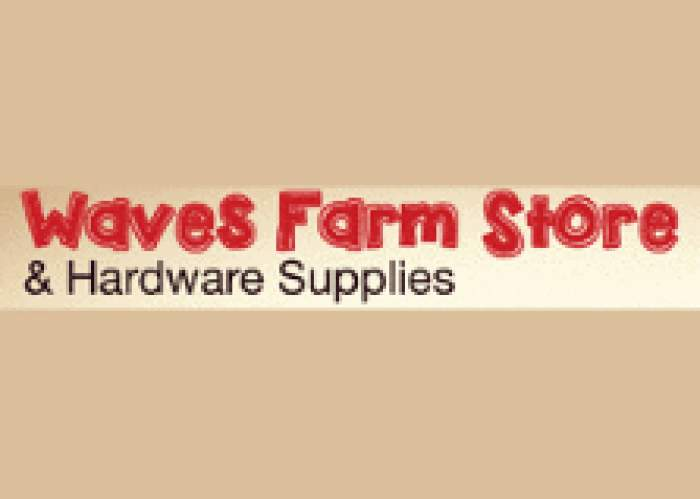 Waves Farm Store & Hardware Supplies logo