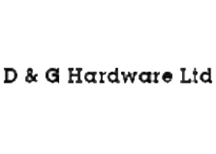 D & G Hardware Ltd logo