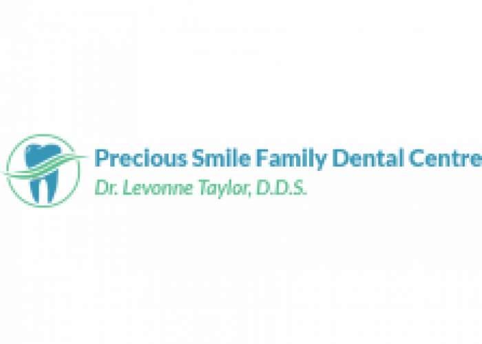 Precious Smiles Family Dental Centre logo