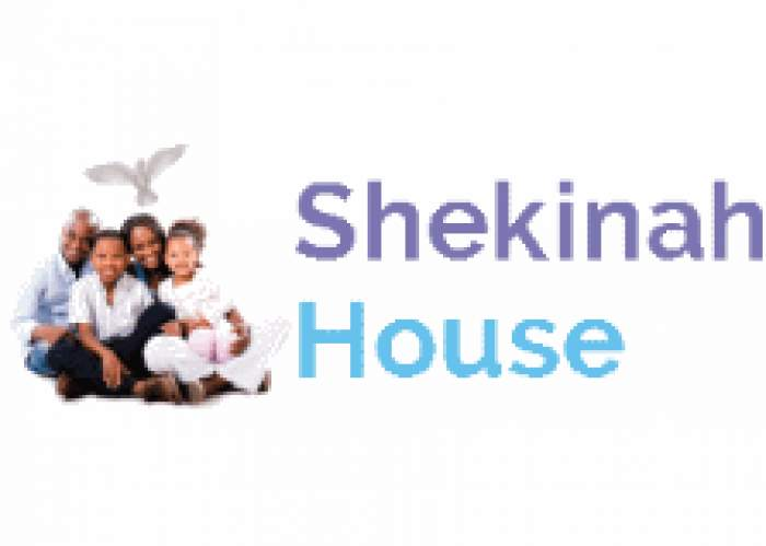Shekinah House logo