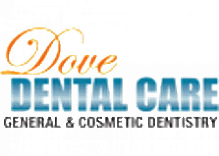 Dove Dental Care logo