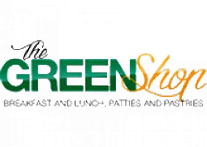 Green Shop logo