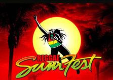 Reggae SumFest  (July) logo