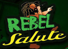 Rebel Salute  logo