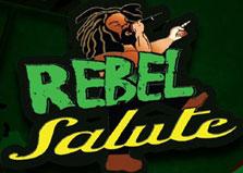 Rebel Salute  logo