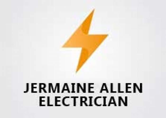 Jermaine Allen - Electrician logo