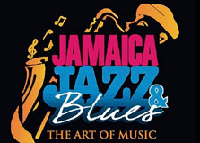 Jamaica Jazz & Blues Festival   logo