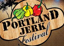 Portland Jerk Festival  on July logo