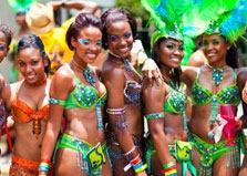 Jamaica Carnival  18 Feb - 1 May logo