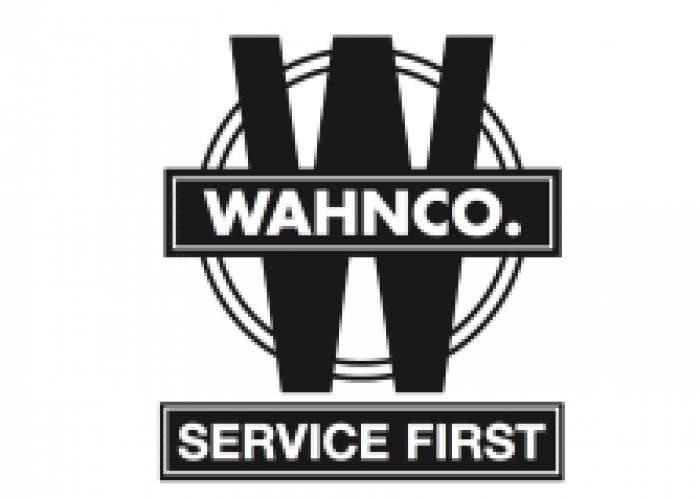 WAHNCO - George H. Wahn Company logo