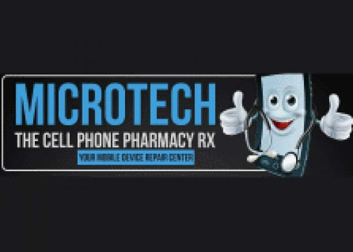 Microtech The Phone Pharmacy logo