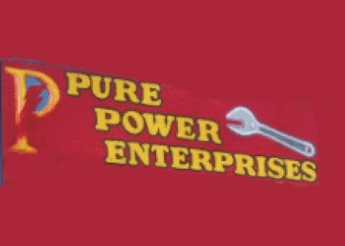 Pure Power Enterprises logo