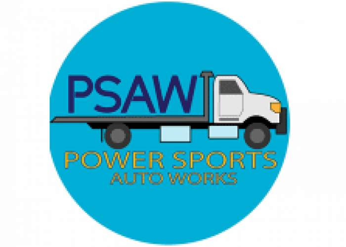 Power Sports Auto Works logo