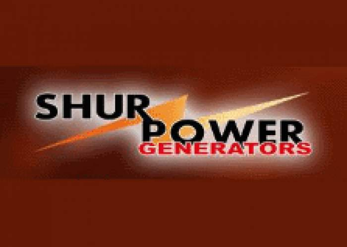 Shur Power Generators logo