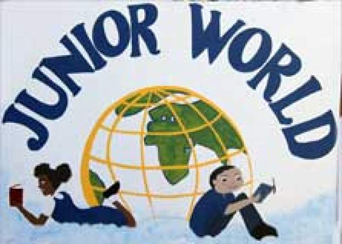 Junior World Learning & Activity Centre logo