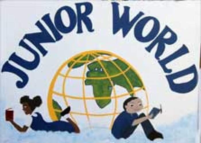 Junior World Learning & Activity Centre logo