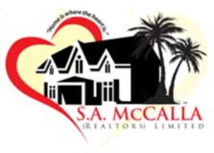 McCalla S A (Realtors) logo
