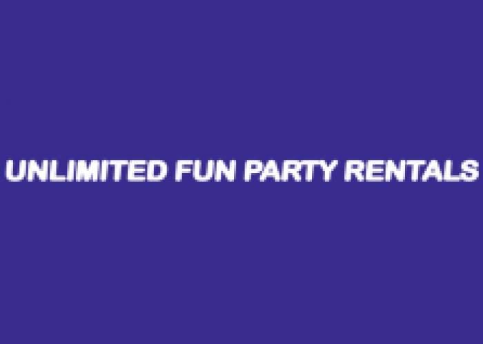 Unlimited Fun Party Rentals logo