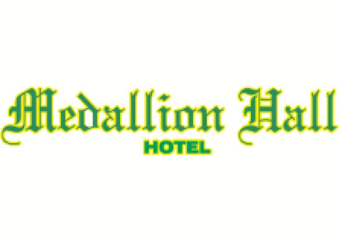 Medallion Hall Hotel logo