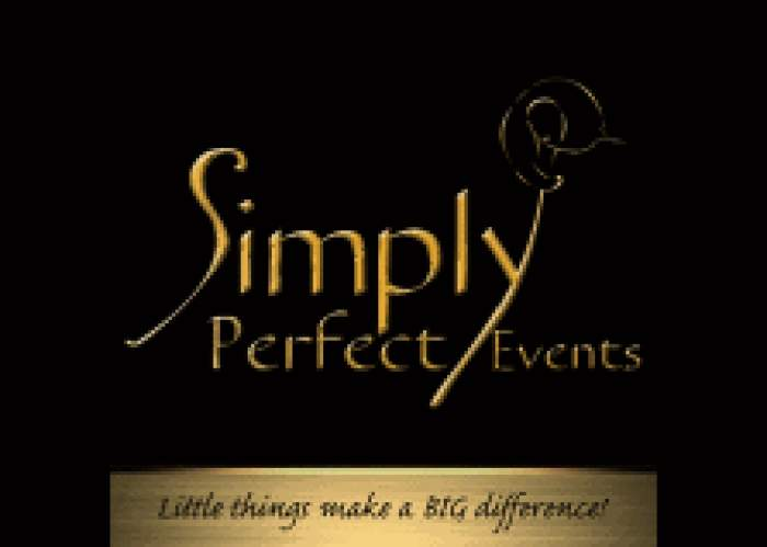 Simply Perfect Events logo