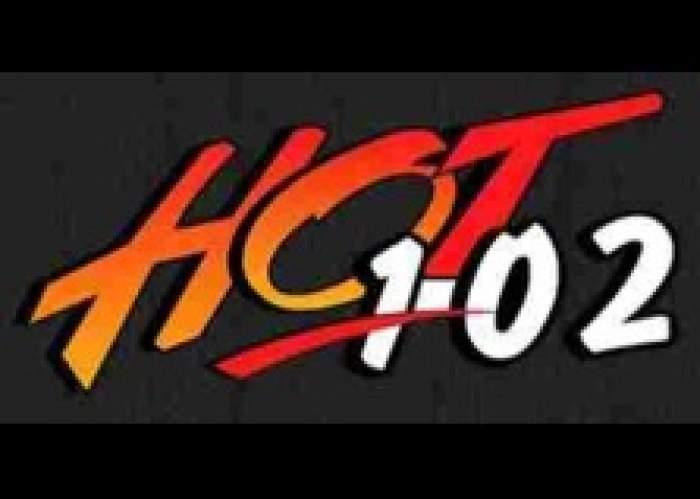HOT 102 FM logo