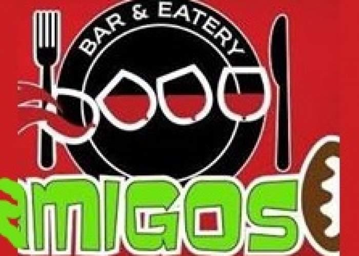 Amigos Bar and Eatery logo