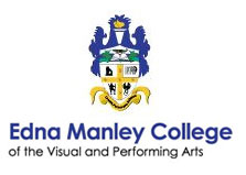 Edna Manley College of the Visual & Performing Arts logo