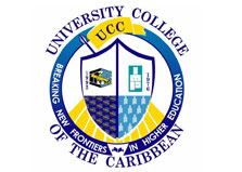 University College of the Caribbean logo