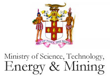 Ministry of Science Technology Energy & Mining logo