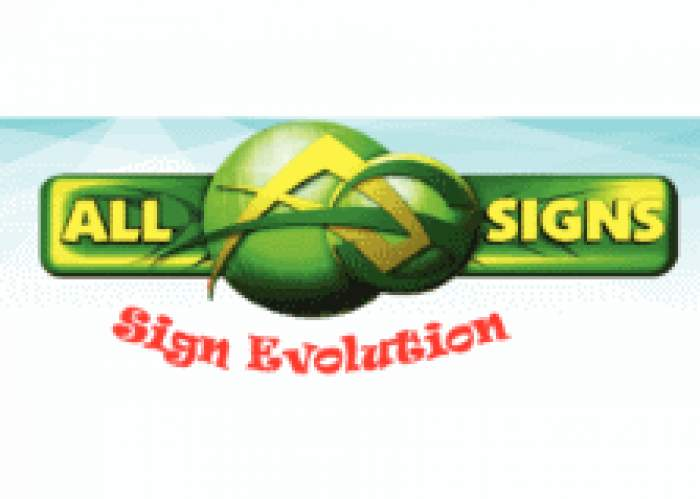 All Signs Ltd logo