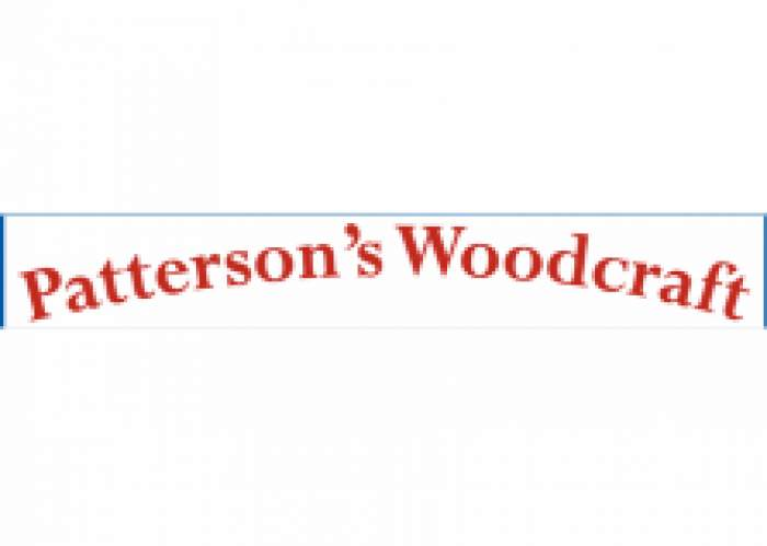Patterson's Woodcraft logo