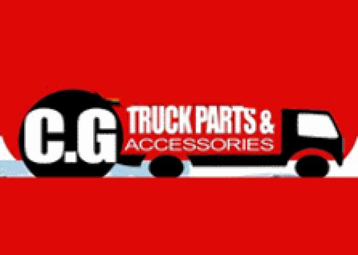 C.G Truck Parts & accessories logo